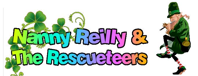 Logo Nanny Reilly-leprechaun