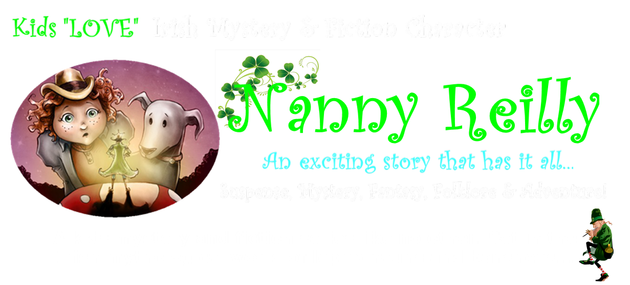 Nanny Reilly Books Available on Clickbank1