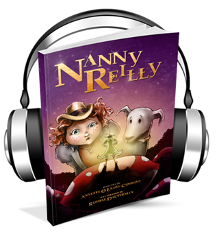 Listen and Read Nanny Reilly-med